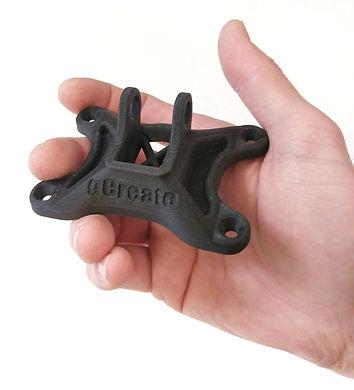 gCreate 3D printed engineering bracket
