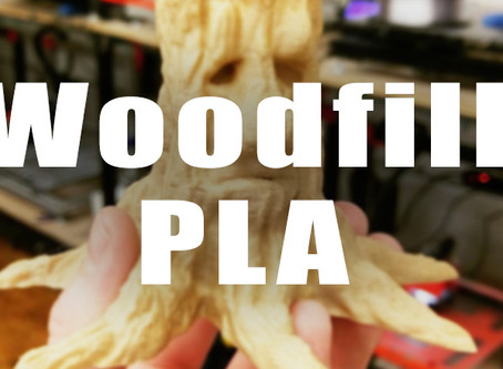 What You Need To Know About 3D Printing WoodFill PLA