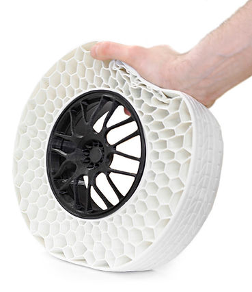 3D Printed Airless Tire