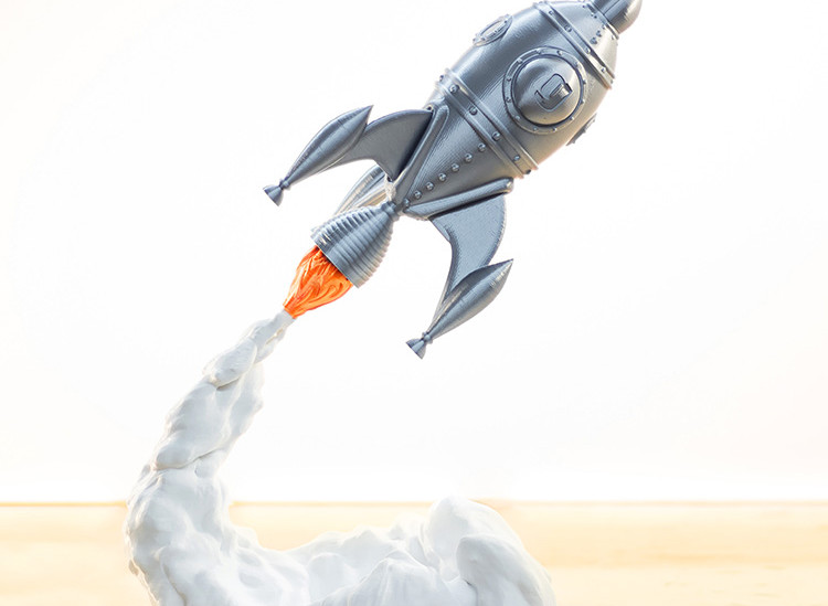 The Official gCreate Rocket