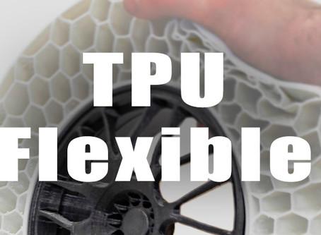 3D Printing TPU & Other Flexible Filaments