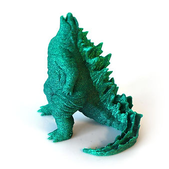 """Sparkle Flake HTPLA is a mix of High Temperature """"HT"""" PLA with """"Sparkle"""" flakes for a unique finish."""