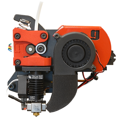 gMax 2 PRO high temperature extruder with slice engineering copperhead hotend