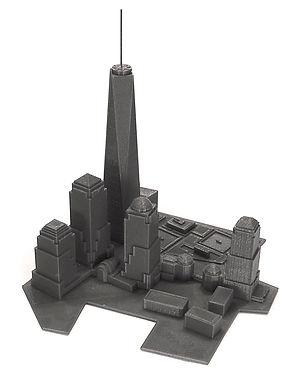 NYC 3d print