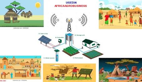 LA SOLUTION UGEDiN DE KA TECHNOLOGIES POUR CONTRIBUER A LA SECURITÉ ALIMENTAIRE EN AFRIQUE