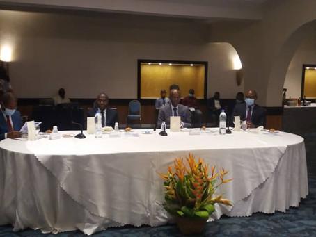 La « Solution RETICE », ouvre le bal du Club Diplomatique de la nouvelle année
