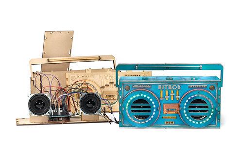 bitbox boombox stem kit