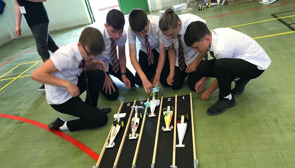 Education STEM project for secondary school students
