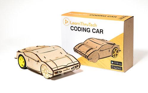 LearnThruTech Remote Control Coding Car Kit