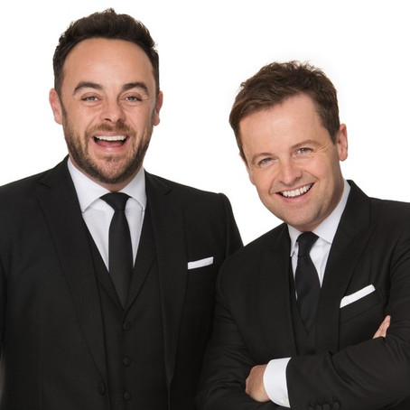 Ant and Dec Team Up with Prince's Trust to Help Teens Get into The TV Industry