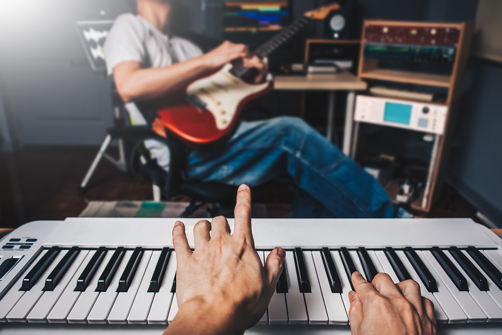 tune into your potential studio music and employability work shop