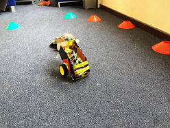 Robotic cars & digital tech