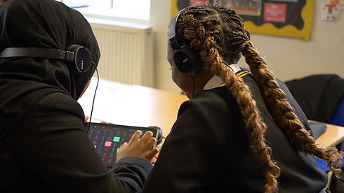 Music learning resources for schools