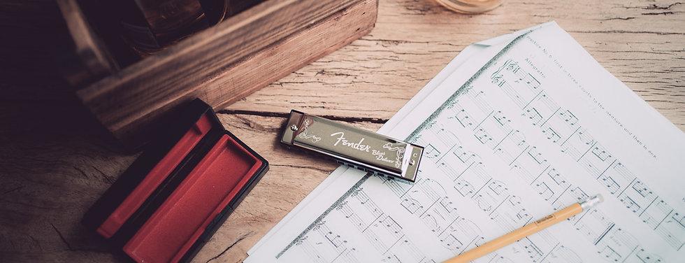 home harmonica lessons