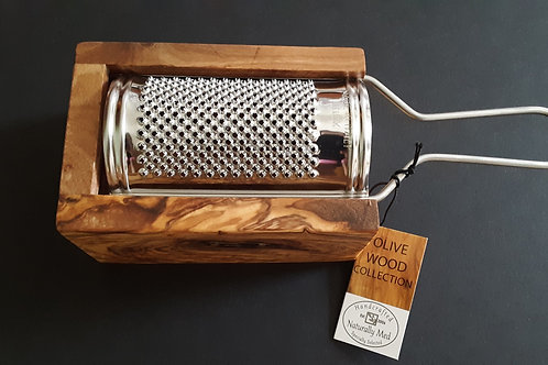 Olive Wood Cheese Grater