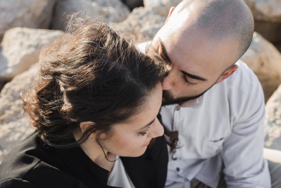 Silvia e Giovanni - Save the date - riso