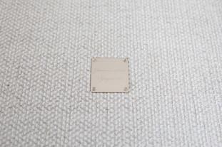album tessuto piatto scatola plexiglass-
