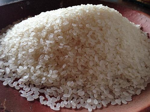 無農薬無施肥のお米「朝日」30kg