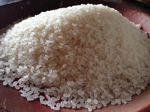 無農薬無施肥のお米「朝日」5kg