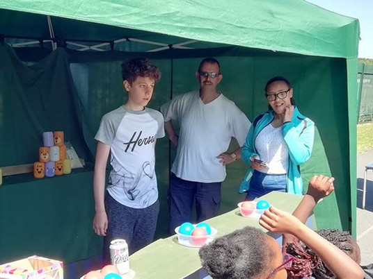 Hilton Lane Primary Summer Fete.