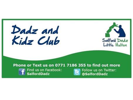Dadz and Kids club - 14th July