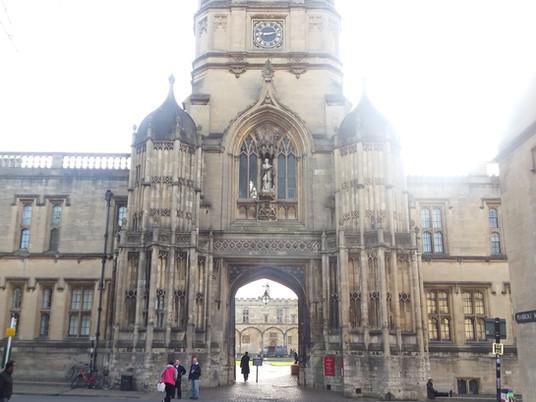 Losing Control Event - Oxford April 2017