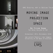 UWS Digitla Art & Design Talk