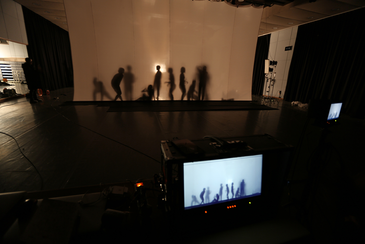 Process: Filming with Dancers