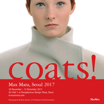 DEEP SURFACE  Max Mara Coats! Seoul 2017