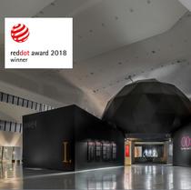 Red Dot Award 2018: Max Mara Coats! Exhibition  Migliore+Servetto Architects