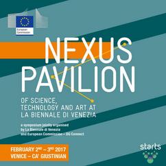 La Biennale di Venezia: NEXUS PAVILION, a virtual Pavilion about Art, Science and Technology