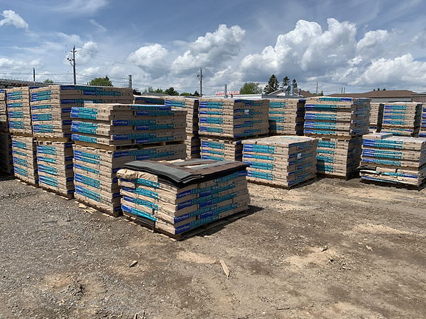 Shingle Warehouse inventory roofing