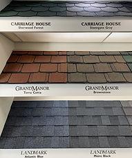 CertainTeed shingles, roofing shingles