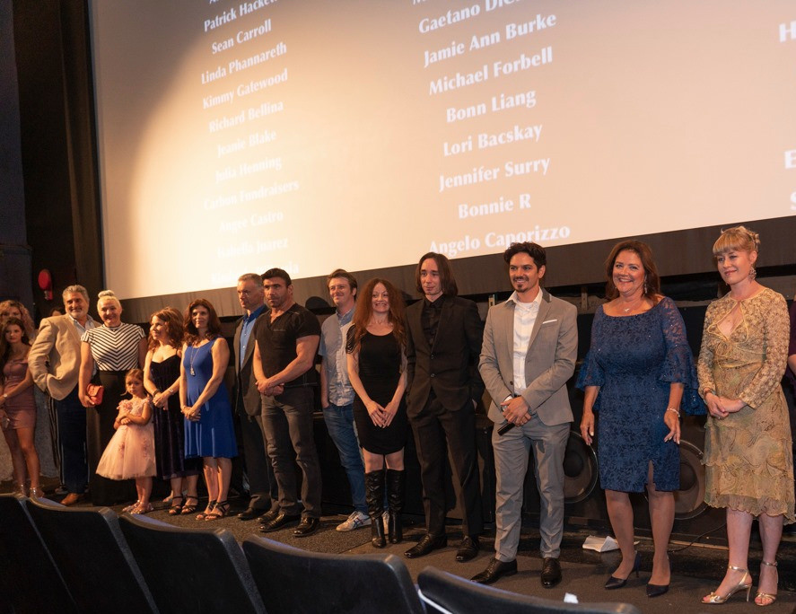 Q&A with Donna, cast and crew