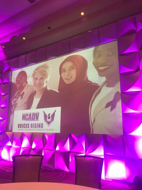 NCADV Voices Rising Conference