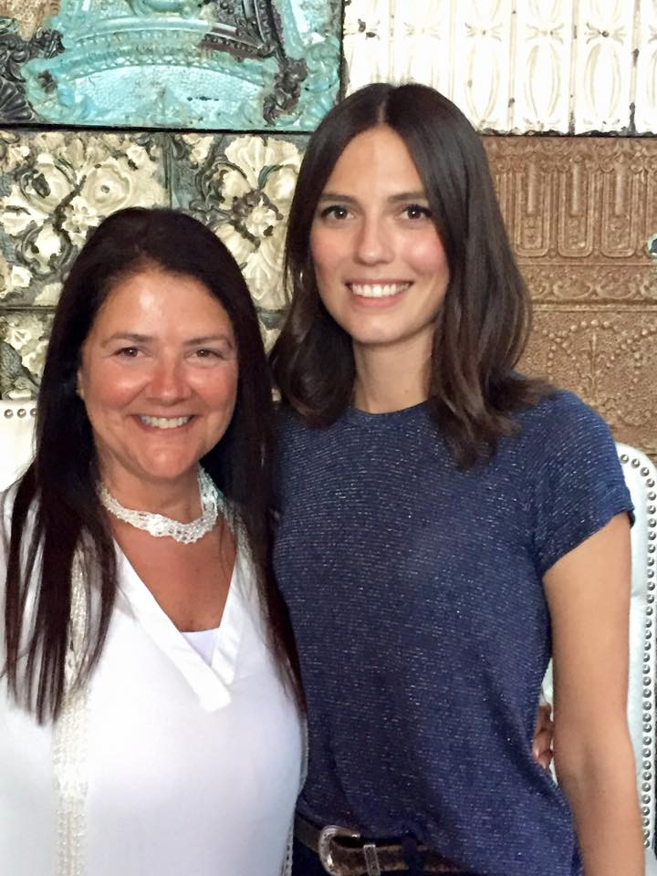 The real Donna meets Kate Amundsen (2015)