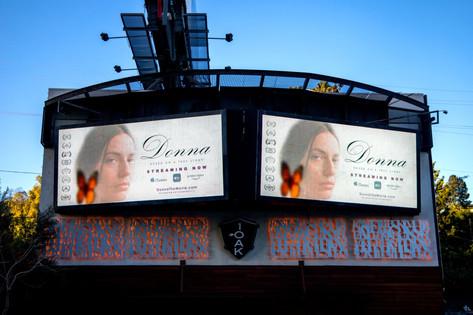 DONNA Billboard
