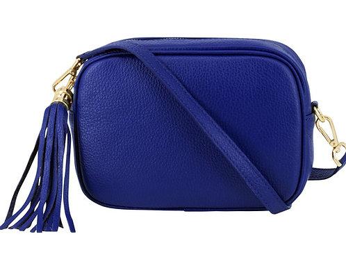 Royal Blue Camera Bag