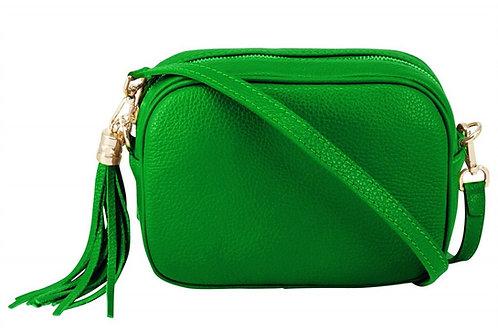 Emerald Green Camera Bag
