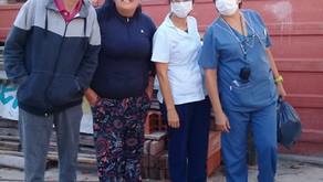 """Cuidado Hospice: """"la enfermería es ciencia y también es arte"""". Testimonio de una enfermera del HBS"""