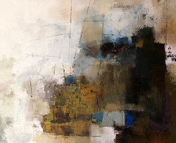 """Layers of Time - 24""""x30"""""""