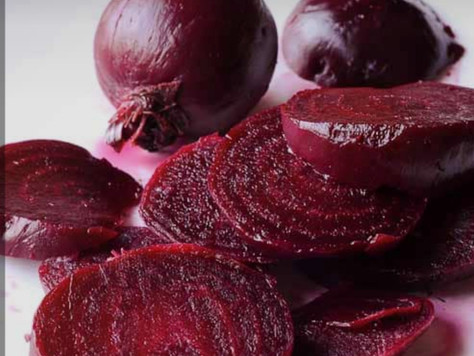 Beauty Benefits of Beets