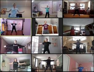 Hamilton Dance Class