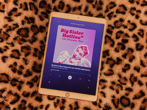 5 FEMINIST PODCASTS TO GET YOU THROUGH LOCKDOWN #3