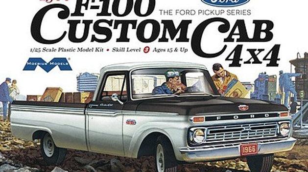 '66 Ford F-100Custom Cab 4x4