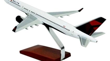 DELTA 757-200 NEW LIVERY 1/100