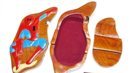 Keepsake Box - Spiderman