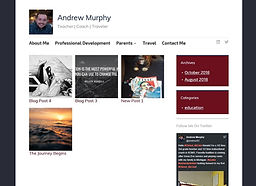 Andrew Murphy Website