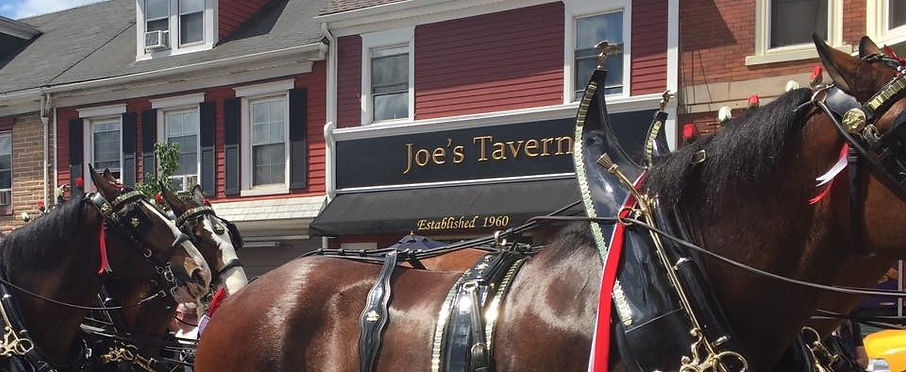 Joe's Tavern in Bethlehem PA