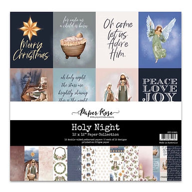 HOLY NIGHT PAPER PACK